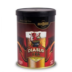 diablo beer mix