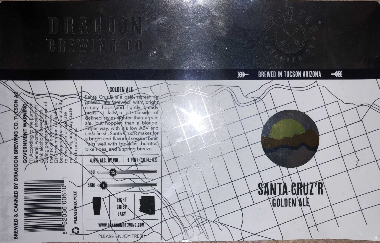 Santa Cruz'r label